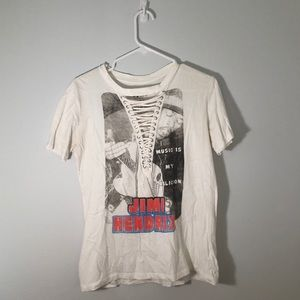 Forever 21 Jimmy Hendrix Graphic Tee